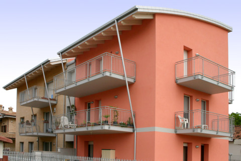 Residential apartment building in Falconara Marittima (AN)
