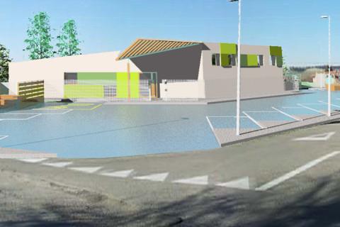 Kindergarten Monteroni D'Arbia (SI)