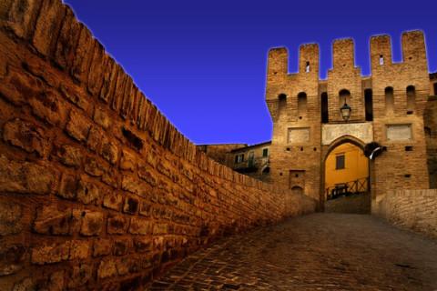 Castel d'Emilio Agugliano (AN)