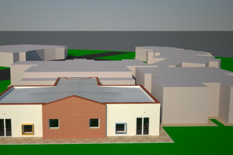Kindergarten expansion Gradara (PU)