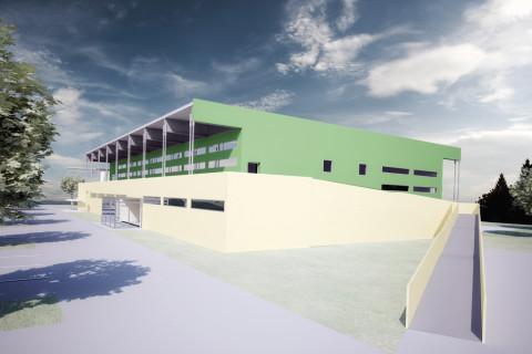 SCHOOL GYM CONCORDIA SULLA SECCHIA (MO)